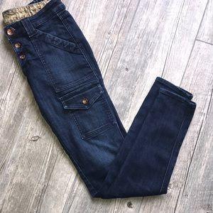 Rich & Skinny skinny Cargo Jeans